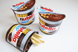 Nutella &Go!  Sticks